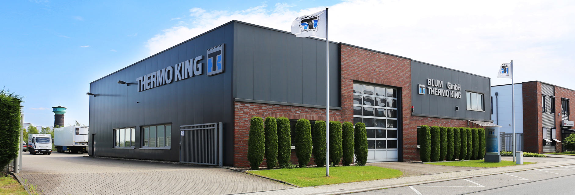 Thermo King Oberhausen Transportkühlung
